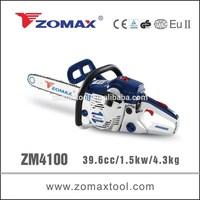 garden tool 39.6cc 1.5kW ZM4100 tree cutting machine price best selling
