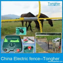 2015 High quality electric fencing netting for sheep chicken goat fence net