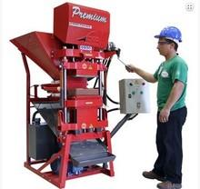 SL 1-10 fully automatic hydraulic clay brick machine