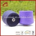 la línea superior del nuevo tipo de hilados de lujo dralon para un mejor efecto de tejer