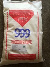 99% food grade monosodium glutamate