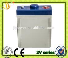 super solar battery 2V500AH for UPS EPS power or wind solar system