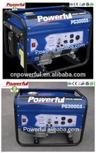4500W portable Powerful gasoline generator set use home