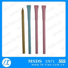LT-P385 2015 China Alibaba Low Price Environment Recycled Friendly Promotion Paper Pen
