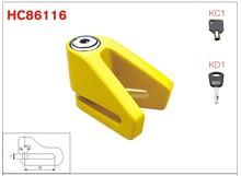 New type disc Lock ,motorcycle accessories china ,padlock lock