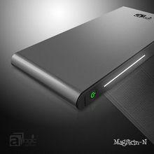 2015 Hot!!! aMagic MagSkin-N08 8000mAh mobile portable power