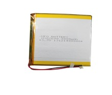 lipo battery 387690 3000mAh lithium battery for tablet