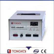 CE single phase 1500VA pure copper coil servo toyota voltage regulator