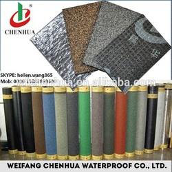SBS / APP Asphalt sheet roofing for waterproofing --- Good Quality