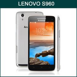 Original MTK6589T Quad Core 5.0 Inch 2GB RAM Lenovo S960 Vibe X Smart Phone
