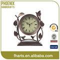 Horloge à quartz personnalisée.- antique manteau. horloges