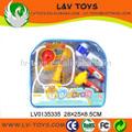El juguete de moda kit médico, doctor herramientas, médico juguetes para los niños