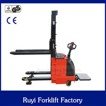 2015 new model power battery operate forklift
