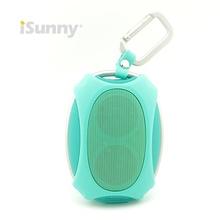 High Quality Portable Design Audio Music Play wireless bluetooth waterproof shower speaker