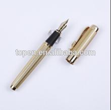 Silver / gold metal pen /ball pen fountain pen