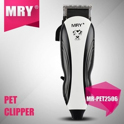 dog grooming clipper, 12 watts power with CE and ROHS approved