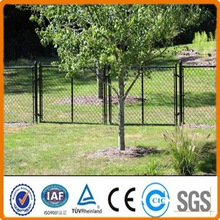 economic chain link fence panels for garden/farm