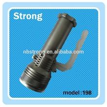 China Wholesale Wide Angle Portable Tech LED Torch Light Flashlight