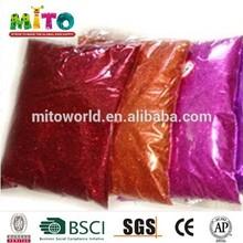 high temperature glitter powder for decorating