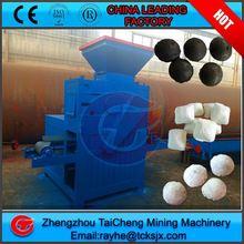 High pressure coal mine powder briquette making machine for Egypt