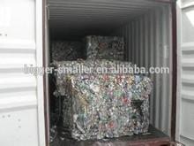 Factory price Used Beverage Cans (UBC) Aluminum scrap