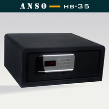 """Electronic digital hotel safe box fit for 15"""" 17"""" laptop"""