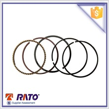 Piston ring for China Cheap motorcycle with 110cc engine