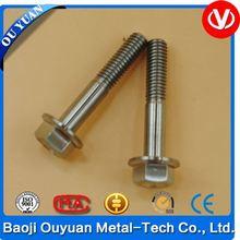 d913 titanium screws