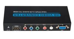 1080P S-Video VGA RCA to HDMI Converter