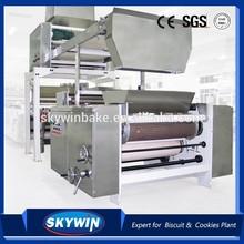 mini bisucit making machine industry