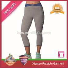 2015 Women's Sports Pants Elastic Yoga Fitness leggings gym