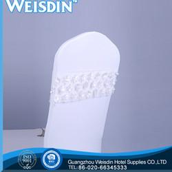 beach made in China spandex/nylon wedding chairs sashes wholesale