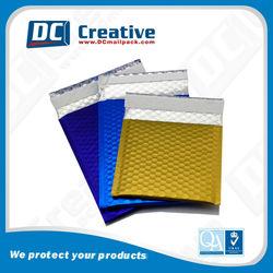 Glamour Metallic CD, DVD & Folder Bubble Mailing Envelopes
