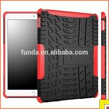For Ipad Air 2 Case Hybrid Dual Kickstand Hard Soft Tpu Protector Case For Ipad Air 2