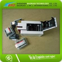Evolis Primacy Double-sides plastic ID card printer/ Dual-sided PVC card printing machine