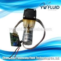 Electric power 12 volt brushless dc motor diaphram water pumps