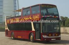 Euro 3 JAC double decker bus 2 axles-HFF6110GS-1