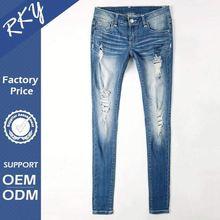 Hot Sales Custom Design Color Fade Proof Women Kurtas And Jeans