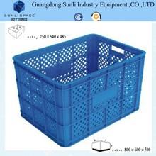 HDPE Big Box Plastic Container