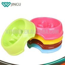 pet water bowl/plastic pet bowl/pet bowl feeders