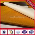 100% nomex ptfe laminado de membrana a prueba de agua tela resistente al fuego, la tela a prueba de fuego para la ropa ropa de trabajo