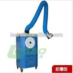 welding fume extraction/fume extractor