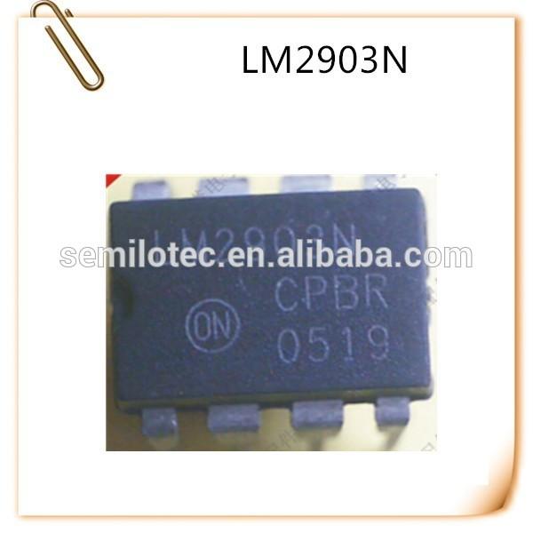 микросхема lm2903n