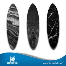 PAINTED WOOD SURFBOARD Fiber Strength Customized PU Surfboard