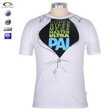 high quality silk screen printing fashion korea t shirt