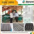 La importación de maquinaria de construcción pequeñas qtj4-26c modelo de planta de bloque de vietnam