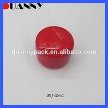 BEAUTY RED PP CREAM JAR,PP CREAM JAR