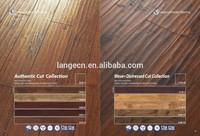 brazilian mahogany wood waterproof laminate flooring