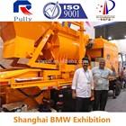China Made Truck Mounted Concrete Mixer Pump