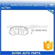 Auto Parts Brake For japanese Off-road Vehicle brake pads GDB180 GDB212 GDB785 MB150673